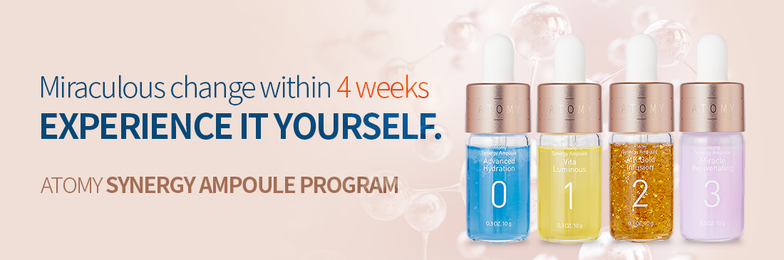 [Shopping Mall] Synergy Ampoule Program