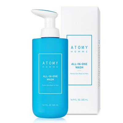Atomy Homme All-In-One Wash