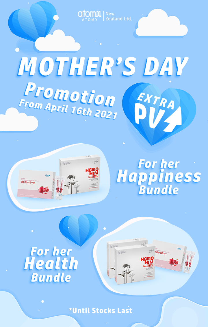 Mother's Day Happiness&Health