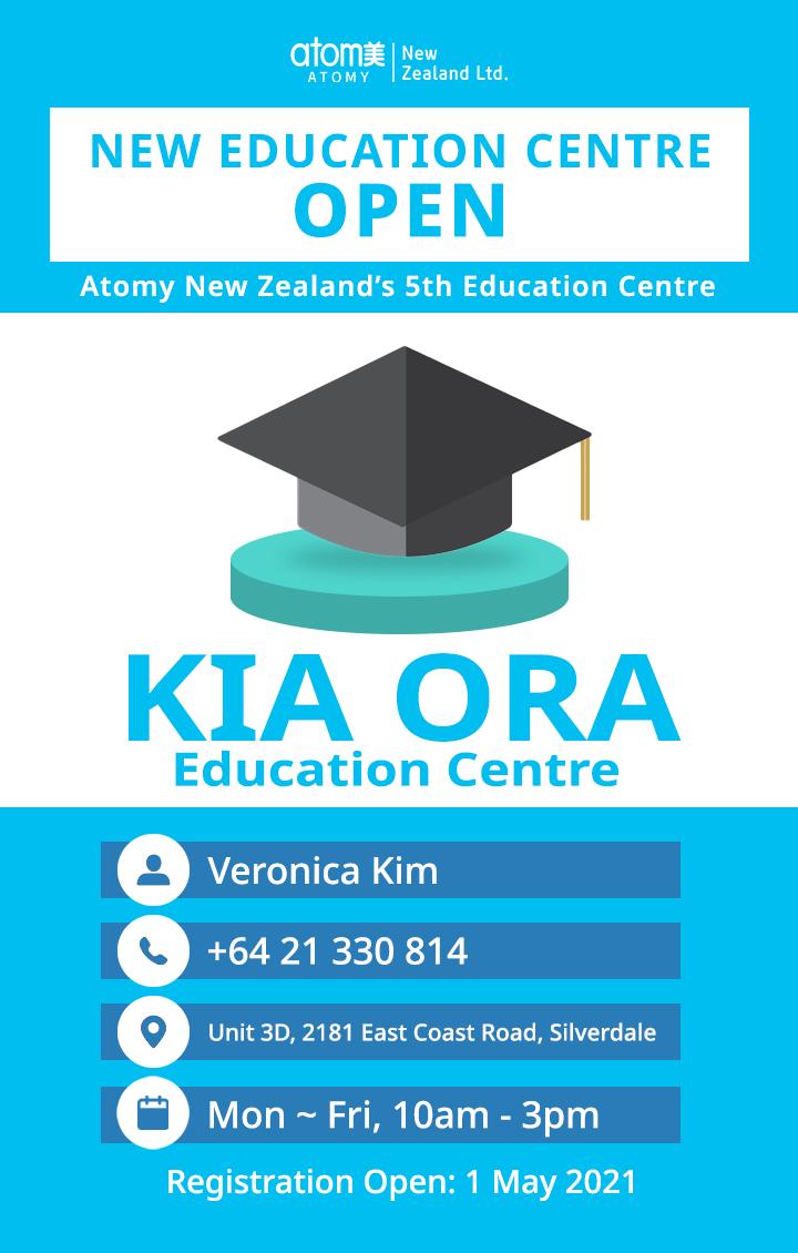Kia Ora Education Centre